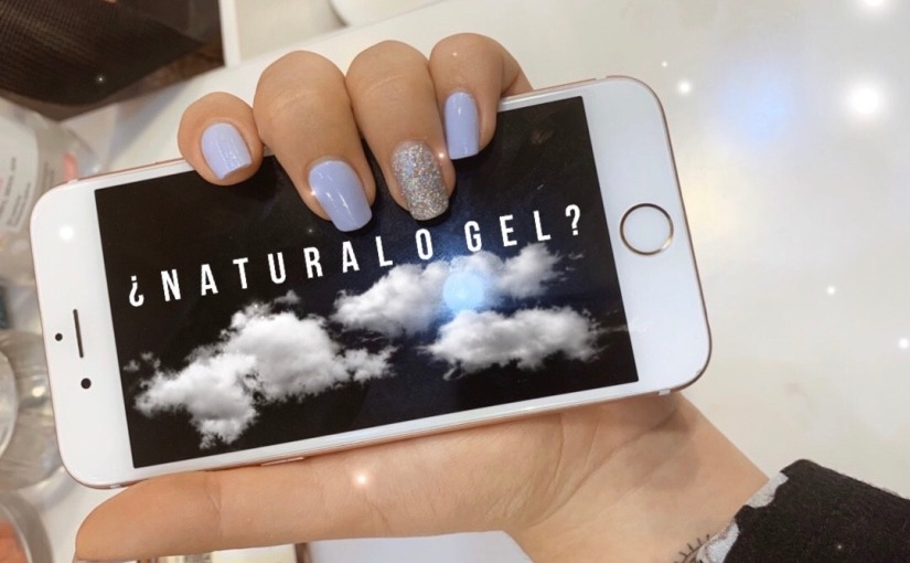 ¿Natural o Gel?