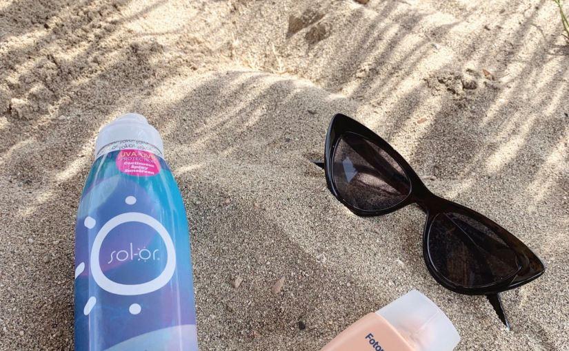 Esenciales en vacaciones